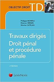 Travaux dirigés de droit pénal et de procédure pénale