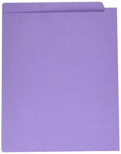 Pendaflex H110DPR Reinforced 2-Ply Folders, Straight Cut, End Tab, Letter Size, PE, 100 per Box Photo #3