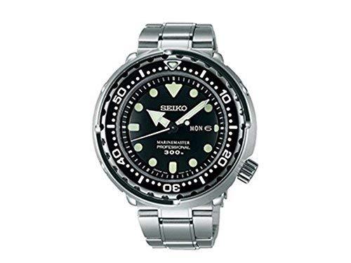 Seiko Mens PROSPEX Marinemaster Professional Diver Watch, SBBN031 by Seiko Watches