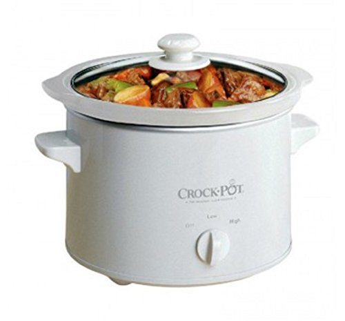 Crock-Pot 5025WG 2.5-Quart Slow Cooker Review