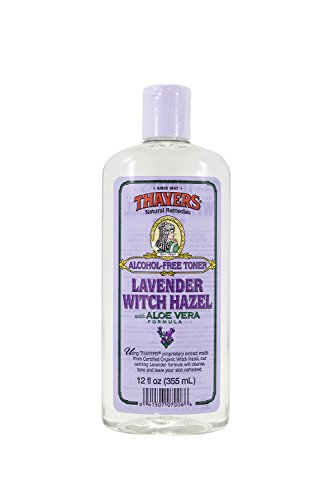 Thayers Alcohol-Free Toner, Lavender, Witch Hazel,…