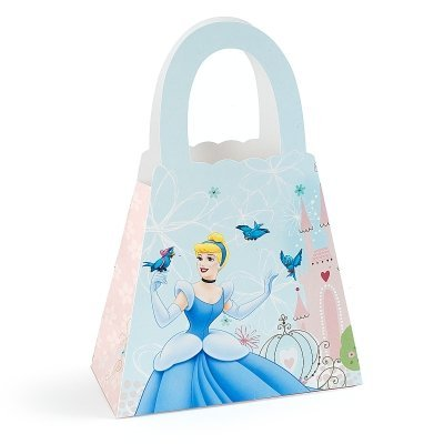 Cinderella 'Dreamland' Favor Boxes / Favors (Cinderella Pumpkin Carriage Halloween)
