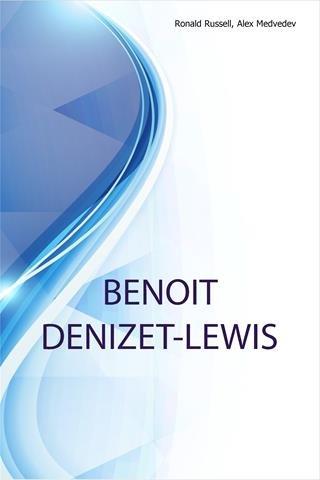 Download Benoit Denizet-Lewis, Assistant Professor at Emerson College ebook