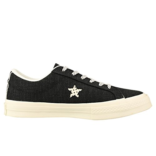 Mixte One Ox Adulte Fitness Chaussures Lifestyle De Star Noir Suede Converse Fwx568Tqx