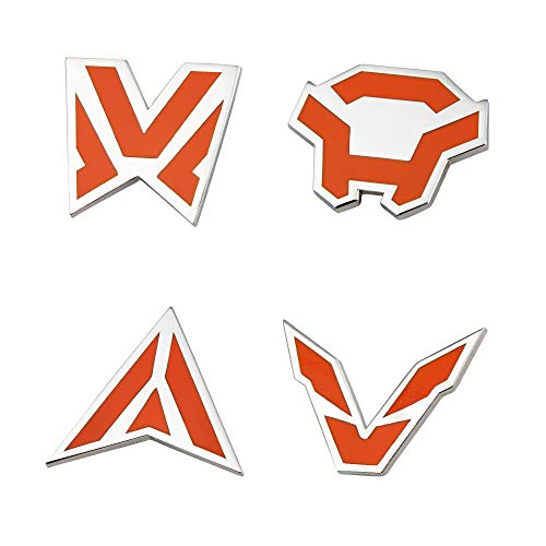 (JINX Anthem Javelin Icons Pin Set )