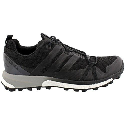 Adidas Outdoor Vrouwen Terrex Agravic Gtx Zwart / Zwart / Witte Sportschoen