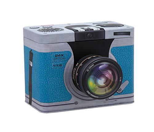 Caixa Organizadora Polaroid Metal Etna Multicor