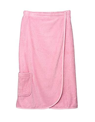 (TowelSelections Women's Wrap, Shower & Bath, Terry Spa Towel XX-Large Fairy Tale)