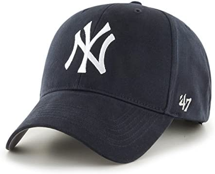 4d6ba4e93b302 Amazon.com    47 MLB New York Yankees Toddler Basic MVP Adjustable ...