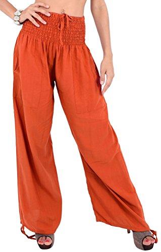 yoga-joggers-rayon-plain-drawstring-lounge-pajama-beachwear-women-pant-saffron-valentines-day-gifts-