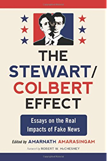 Entertaining politics satiric television and political engagement the stewartcolbert effect essays on the real impacts of fake news fandeluxe Image collections