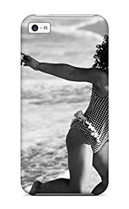 High Grade MichelleNayleenCrawford Flexible Tpu Case For Iphone 5c - Photography Black And White
