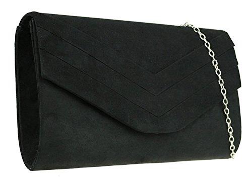 moyen bleu Pochette Black Bleu pour marine L809 femme Koko 5aFXx0qP