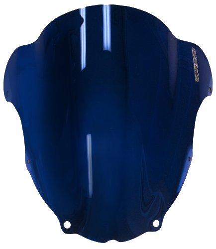 Blue Chrome Windscreen - 4