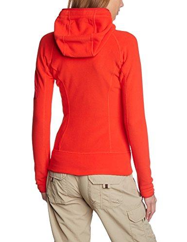 Berghaus Verdon - Forro para mujer, color Rojo (Flame Scarlet/Flame Scarlet), talla UK: Talla 16