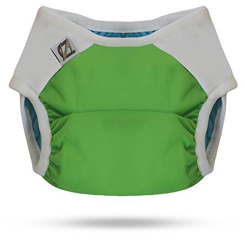 Super Undies (Super Undies Hybrid Undies Shell, Green, Medium (20-35 lbs))