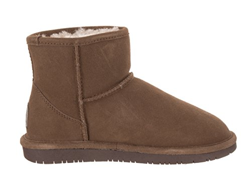 Chocolate Bearpaw Demi Boot Women's Hickory Snow qw6wHYX