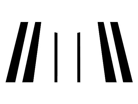 Amazon.com: Rvinyl Rtrim - Adhesivo para pilar de Lincoln ...