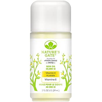 Nature S Gate Vitamin E Oil For Face