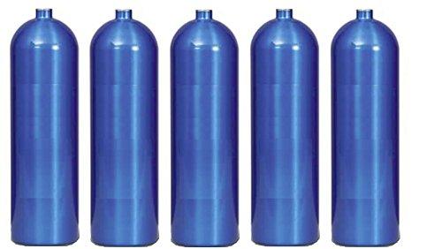 Nitrous Refill - 6 Sigma 5 Refills Microburst Nitrous Oxide NOs XL Cartridge 20 cc Bottles