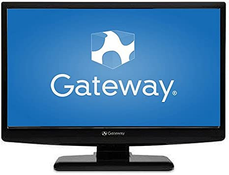 Gateway FHX2201QV DVI Monitor LCD panorámico de 21,5