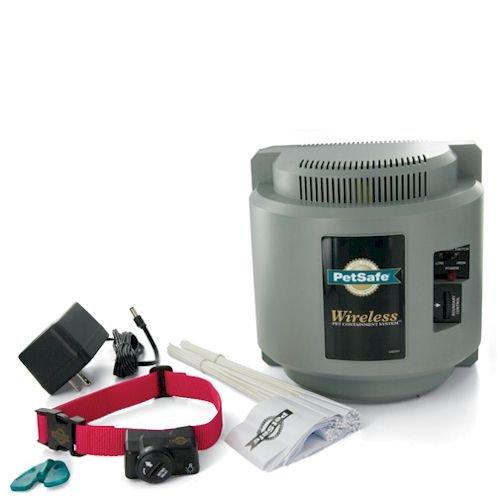 PetSafe Wireless Pet Containment System PIF 300 Reviews