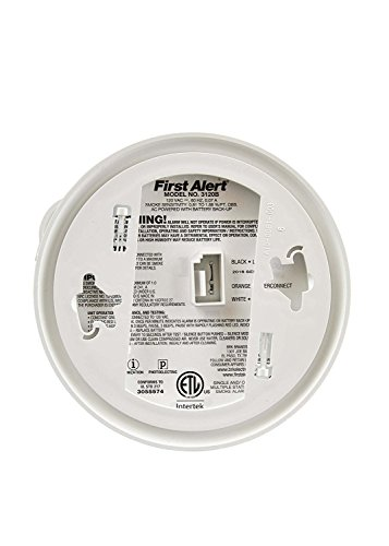 First Alert BRK 3120B-12 Hardwired Photoelectric and Ionization Smoke Alarm with Battery Backup 12 Pack by First Alert (Image #5)