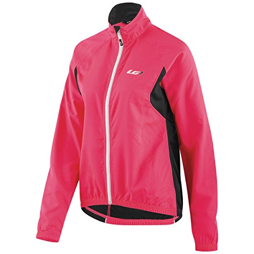 Louis Garneau Women's Modesto Jacket 2, Diva Pink, LG