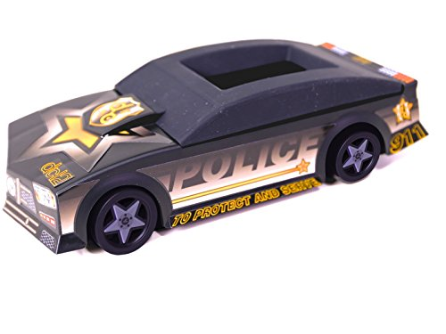 Price comparison product image FX Car Police Theme iPhone 5 or iPod Touch gen 5