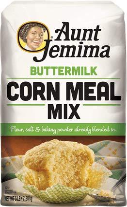 (Aunt Jemima Mix Cornmeal Wht Btrmilk)