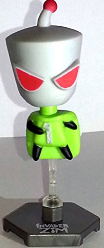 Price comparison product image Invader Zim Original Series 1 Angry Gir in Dog Suit without Mask Mini Bobble-head