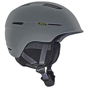 Image of Anon - Mens Invert MIPS Snow Helmet 2019, Gray, S Helmets