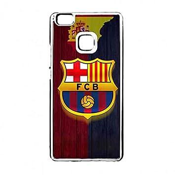 4be3b7c737a Fútbol Club Barcelona Carcasa Funda transparente HuaWei P9 Lite[P9 Lite]  Cover Case,