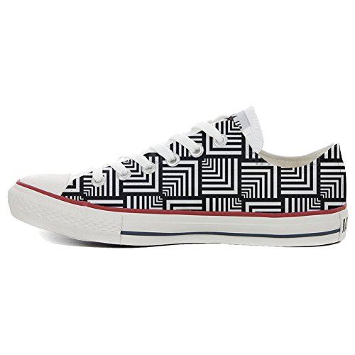 Zapatos Geometric Customized producto Artesano Personalizados All Converse Star BEnWS0tBR