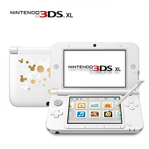 Nintendo 3ds Xl Disney Magical World Special Edition (Mickey Edition)