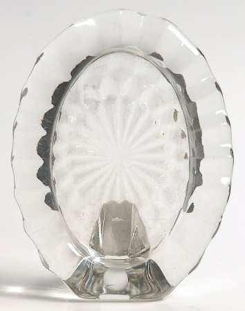 (Vintage Fostoria Crystal Clear Glass American 4
