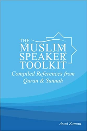 Amazon com: The Muslim Speaker Toolkit: Compiled References from