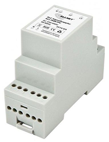 ALLNET ALL16881PC White –  Electrical Terminal Blocks (250 V, 60 Hz)