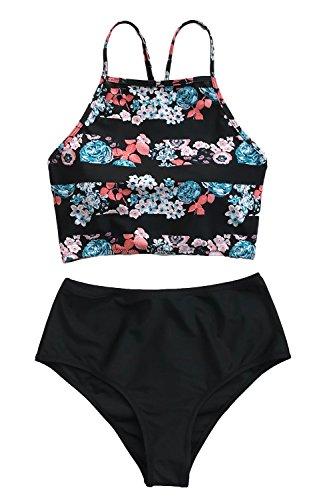 Cupshe Fashion Womens Printing Bathing