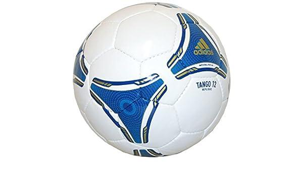 adidas Balón de fútbol, réplica del Adidas Tango 12, tamaño 5 ...