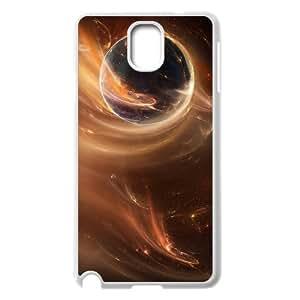 Samsung Galaxy Note 3 Case,Great Abstract Space Hard Shell Back Case for White Samsung Galaxy Note 3 Okaycosama338314