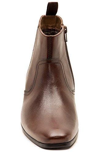 Red Tape Men Belmont Brown Formal Boot