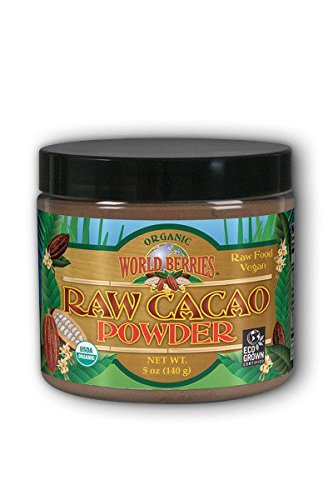 Raw Cacao Powder - 5 oz - Powder