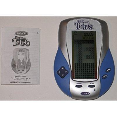 Big Screen Tetris 3 Games in One