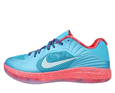 check out 69a60 d589f Amazon.com   Nike Lunar Hypergamer Low Rose Limited Edition Basketball Shoes  511368-404  US Size 11    Basketball
