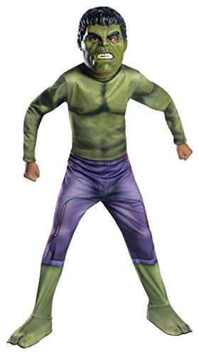 Rubie's Costume Avengers 2 Age of Ultron Child's Hulk Costume, -