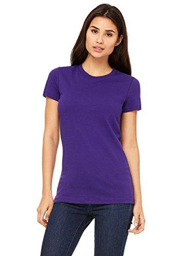 Zara Yoga Studio  LA  Women's The Favorite Tee (Medium /Team Purple)