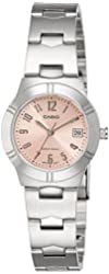 Casio General Ladies Watches Metal Fashion LTP-1241D-4A3DF - WW