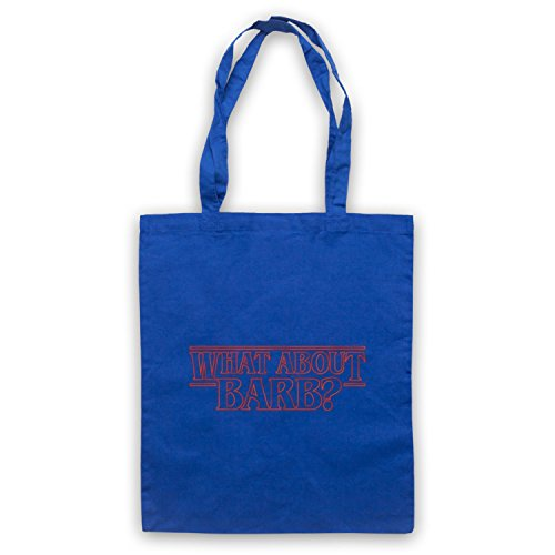 Stranger Things What About Barb? Bolso Azur Real