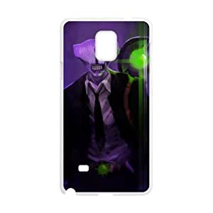 Dota2 FACELESS VOID Samsung Galaxy Note 4 Cell Phone Case White DIY Gift pxf005-3718546